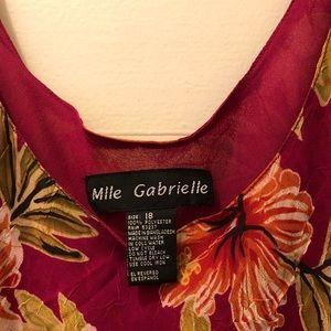 Mlle Gabrielle